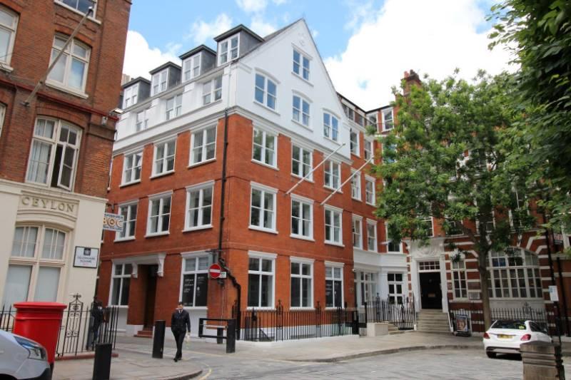 17 Devonshire Square, London