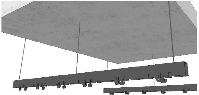 CBF - 1000 Hanging System