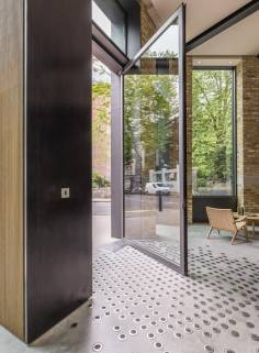 Elegance Swing Door