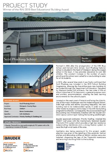 Scoil Phadraig School