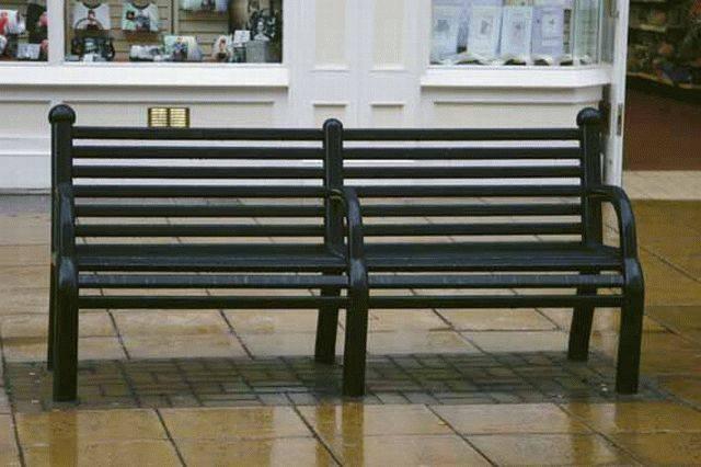 Ferrocast® Leicester Seat