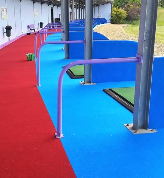 Patio - Outdoor Grass Carpet