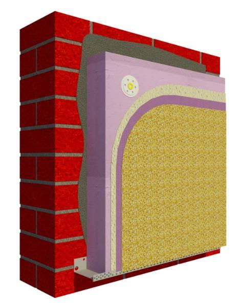 webertherm XP361 External Wall Insulation