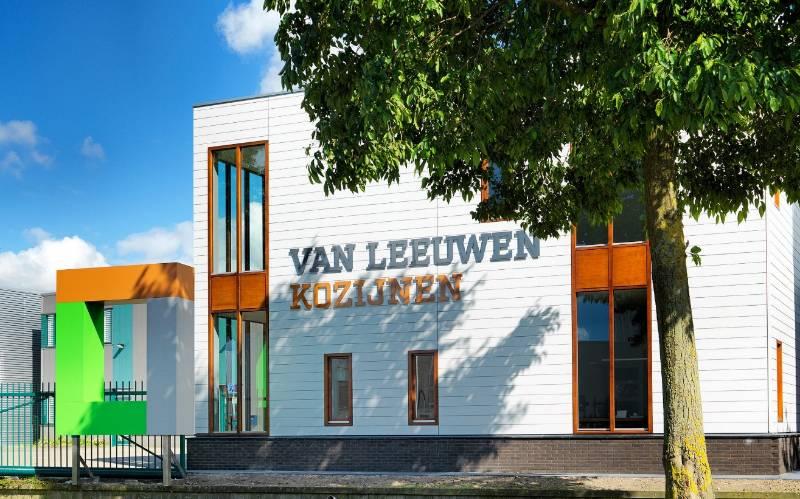 Van Leeuwen Kozijnen Office, Netherlands
