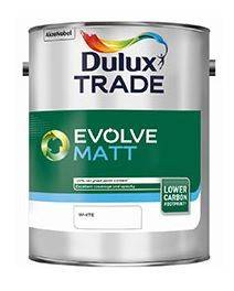 Dulux Trade Evolve Matt