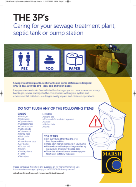 Caring For Your Treatment Plant
