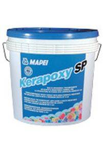 Epoxy resin grouts