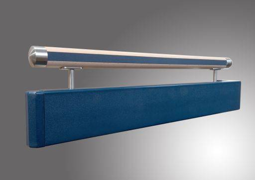 Guardian Twin Handrail Timber: 125PR