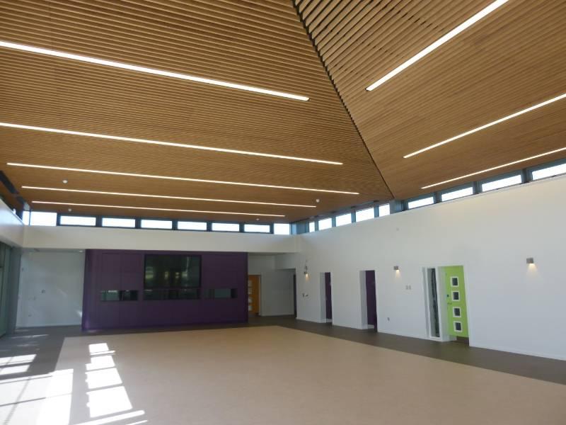 Edge Grove School - Internal