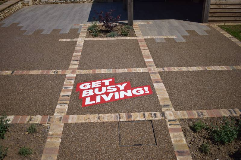 """SureSet help with """"Get Busy Living"""" Project"""