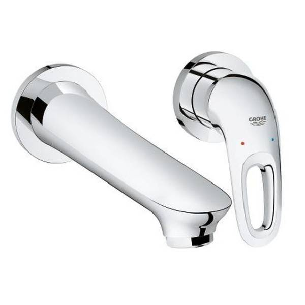 Eurostyle Two-Hole Basin Mixer