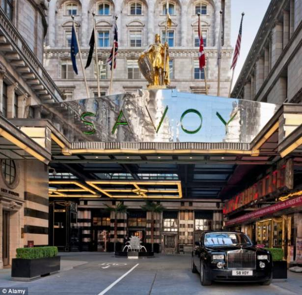 The Savoy, A Fairmont Managed Hotel