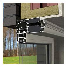 Window Acoustic Trickle Ventilator Invisivent® EVO AK