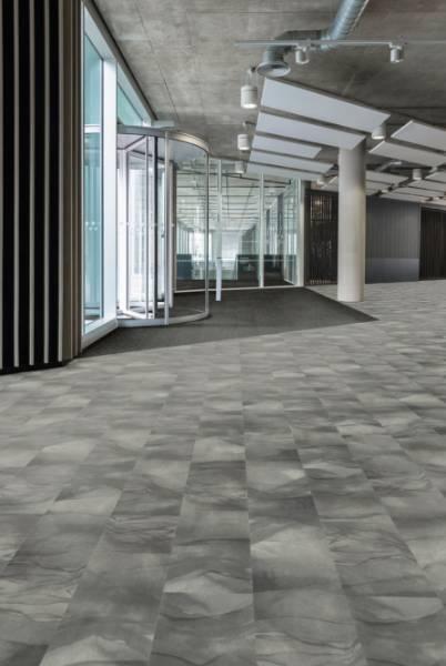 Signature Design Tile (Abstract) - PVC Tiles