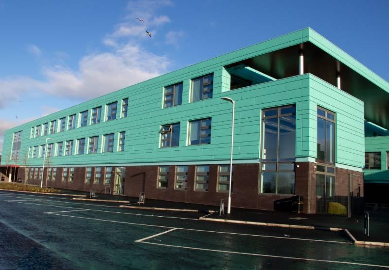 Queen Margaret Academy, Ayr