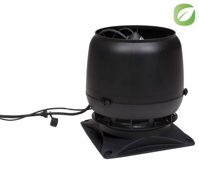 VILPE® Eco190S/Ø125 Roof Fan