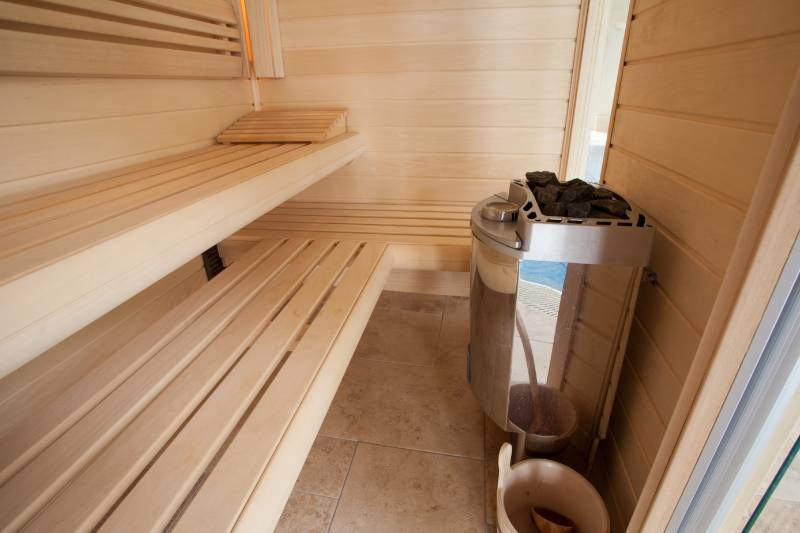 Residential Sauna Suite B