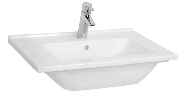 VitrA S50 Vanity Basin, 60 cm, 5407