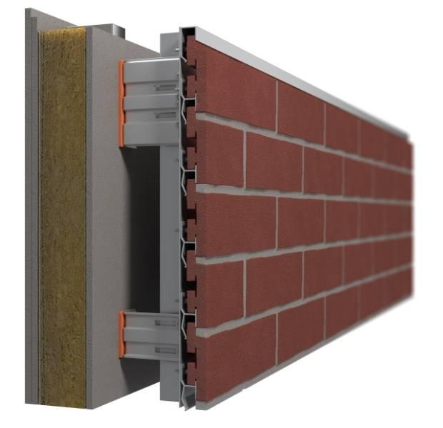 NaturAL-X Brick Cladding