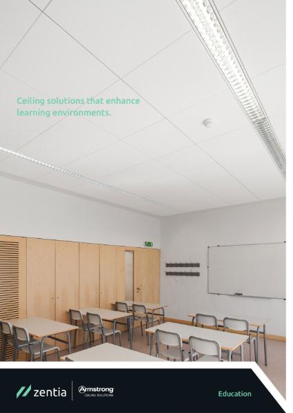 Zentia Education Brochure