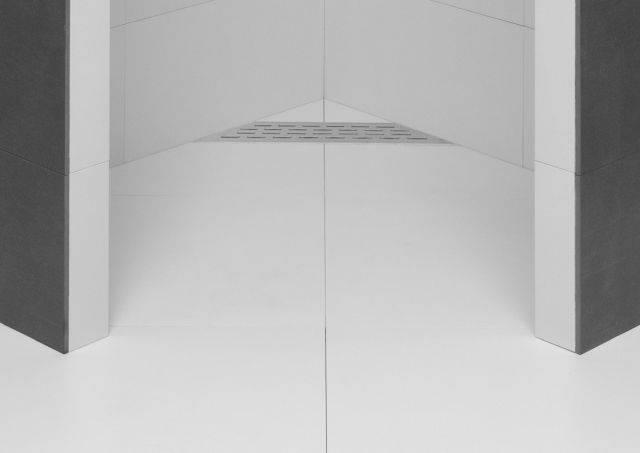 Trapezium - Shower drain