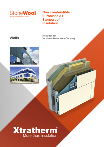 Xtratherm Stonewool Non-combustible Insulation