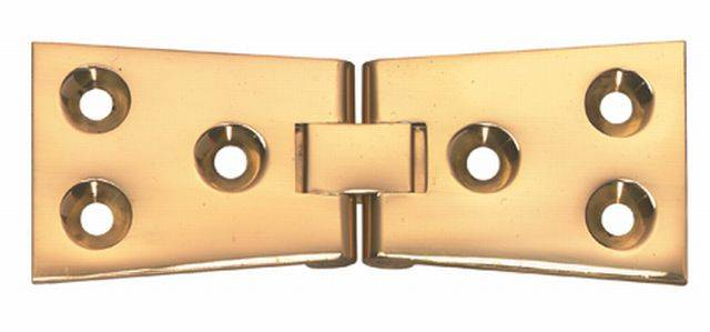 Counterflap hinges