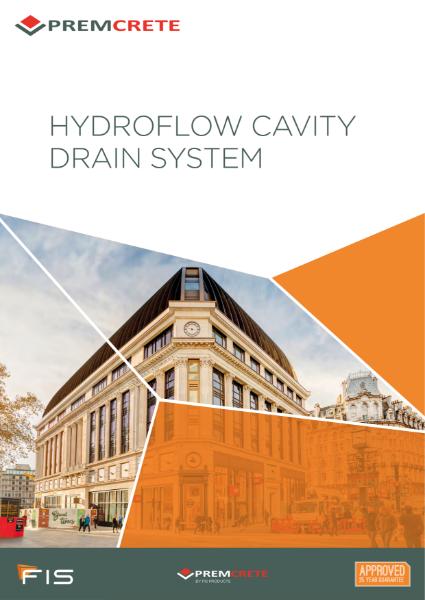 Hydroflow Cavity Drain System