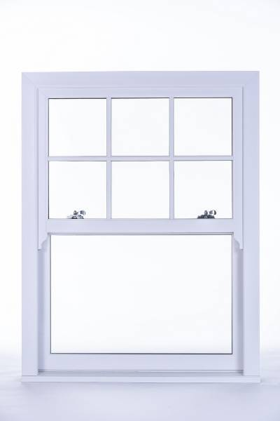 Charisma Rose Sash Window