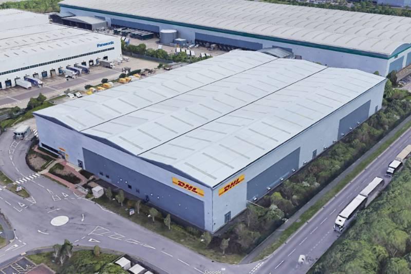 DHL Supply Chain - Brackmills Industrial Estate