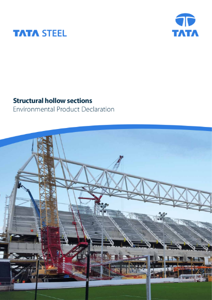EPD structural hollow sections