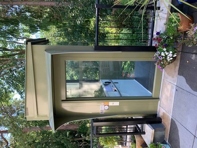 Cibes Outdoor A5000 Platform Lift