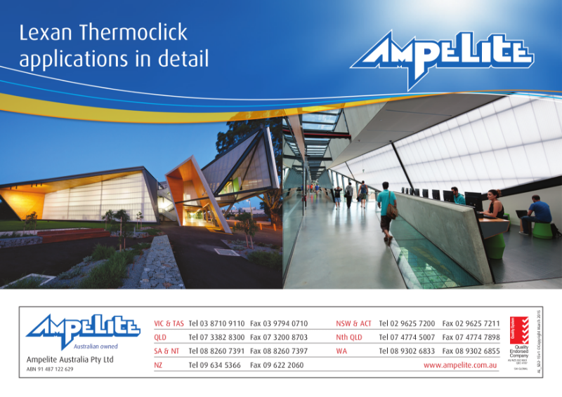 Lexan Thermoclick applications in detail
