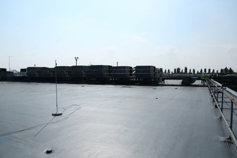 Cold-applied liquid waterproofing systems