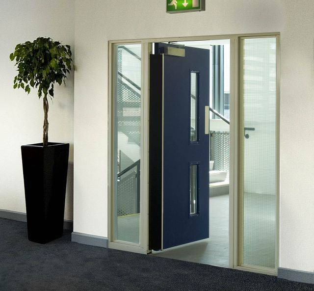Steel Doors AD70 Armourdoor Internal Steel Door
