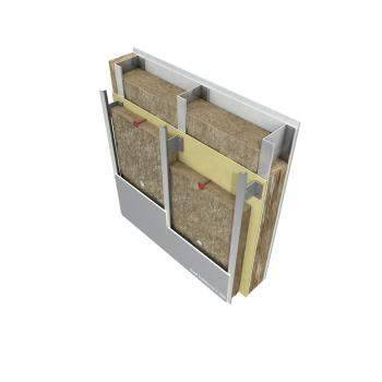 Rocksilk® RS100 Building Slab