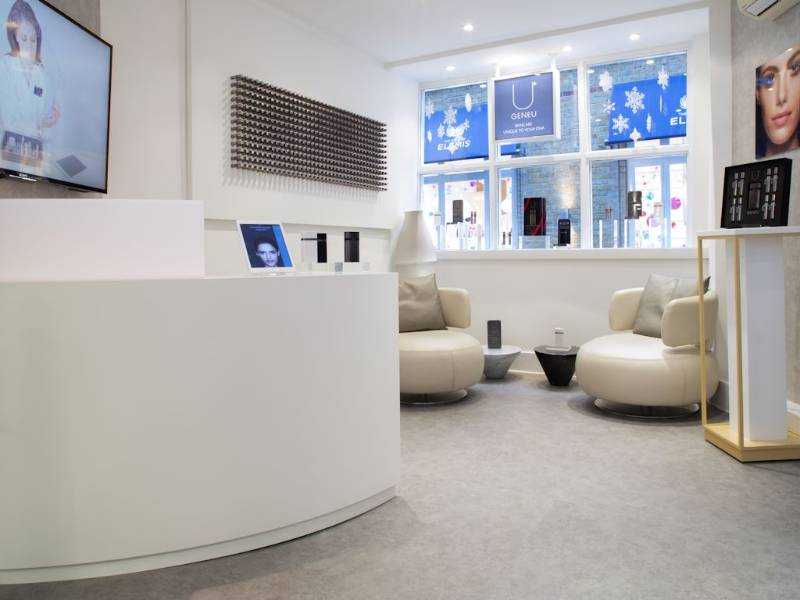 Expona flooring adds beauty to skincare brand's flagship store