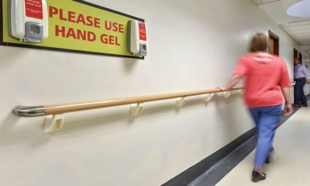 Guardian 50 mm Diameter Handrail Timber: GHR50T