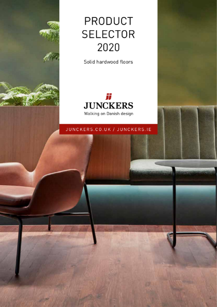 Junckers Product Selector 2020