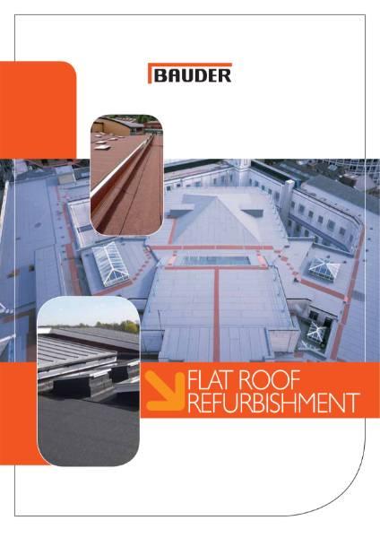 Refurbishment Brochure - Bauder