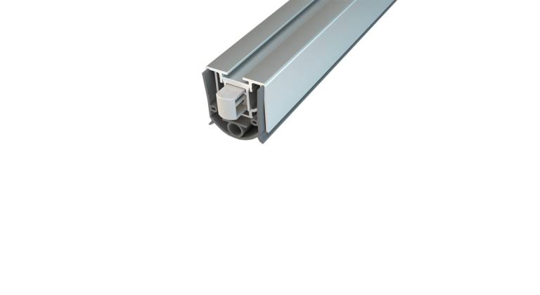 Norsound NOR813 Rebated Acoustic Automatic Door Bottom seal