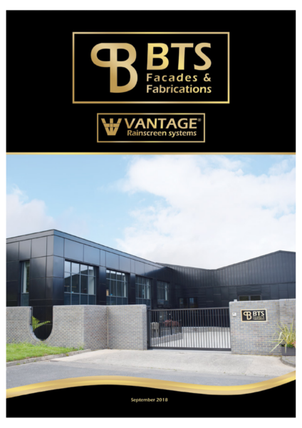 BTS Facades & Fabrications Brochure