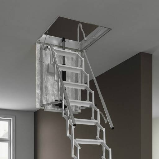 New Product Announcement - Escalmatic Electric Loft Ladder