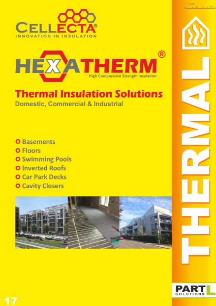 HEXATHERM Thermal Insulation Brochure
