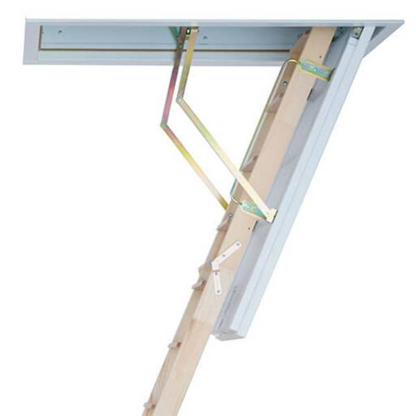 Cadet 3 Wooden Loft Ladder
