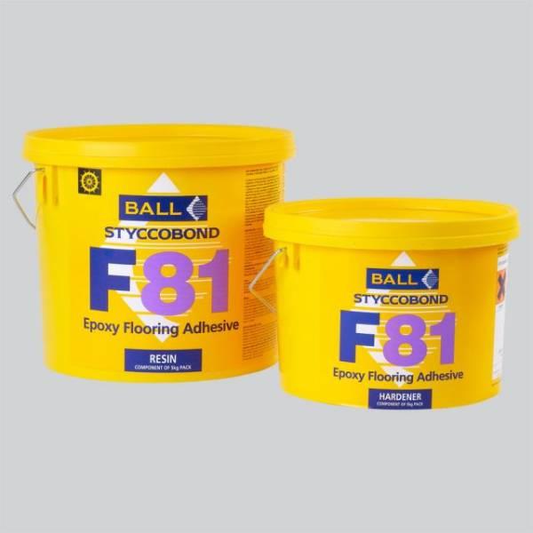 Styccobond F81 Epoxy adhesive
