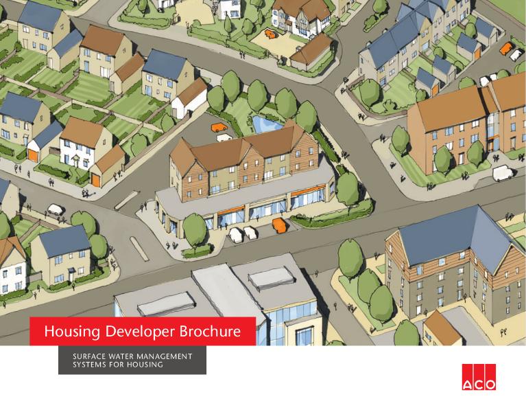 Housing Developer Brochure
