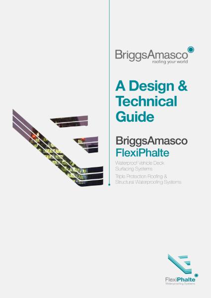 FlexiPhalte Asphalt - Design & Technical Guide