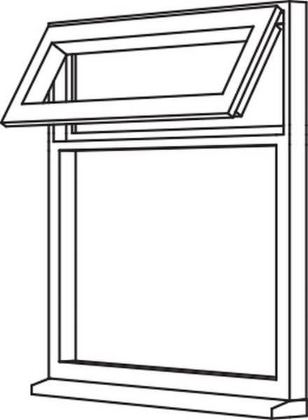 Unplasticized polyvinyl chloride (PVC-U) window units