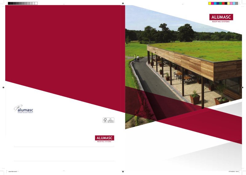 Alumasc Roofing Technical Brochure